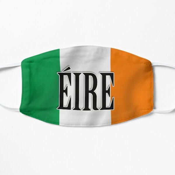Irish Flag - Tricolour Ireland Flat Mask