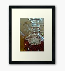 Brandy Framed Print