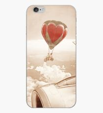 Wednesday Dream - Chasing Planes iPhone Case