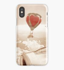 Wednesday Dream - Chasing Planes iPhone Case/Skin