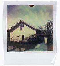 full sky empty house Poster