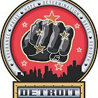 Joe Louis Detroit Pride Power Punch by Elena Maria
