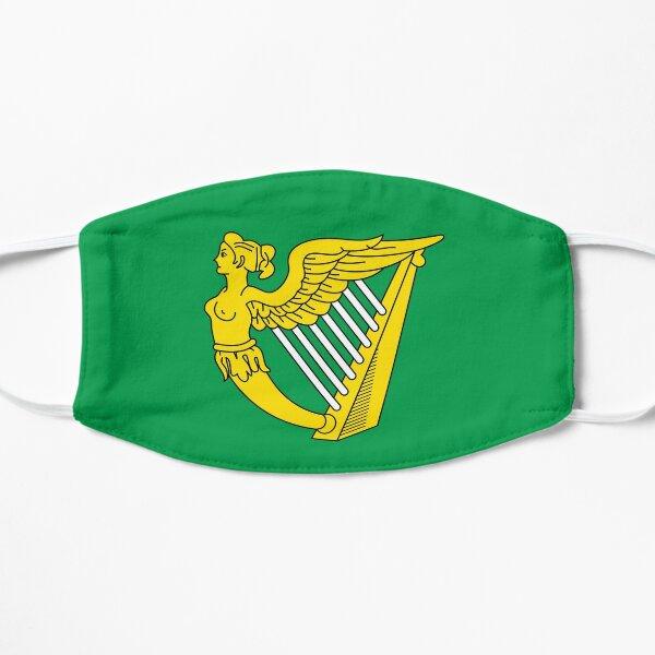 Ireland Irish Harp Emblem Of Ireland Mask By Ireland Redbubble