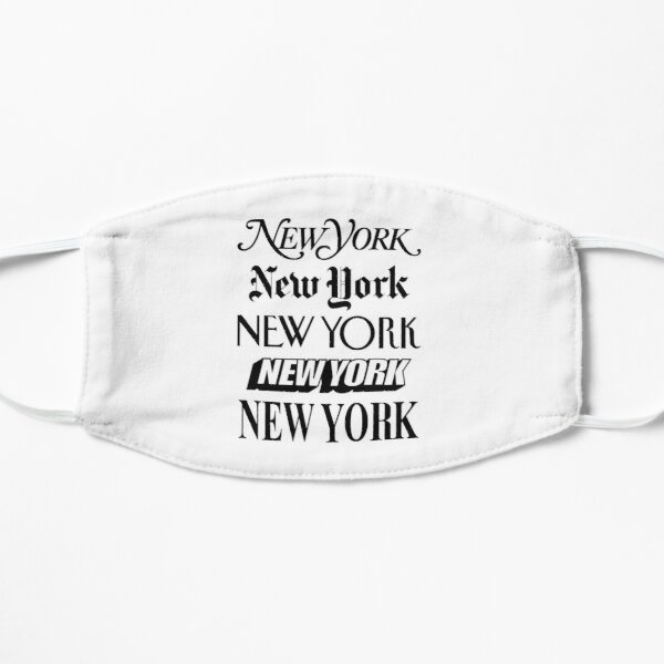 New York New York Mask