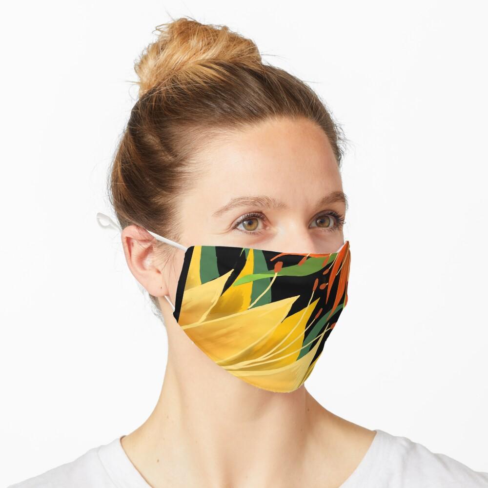Flori-dori Mask