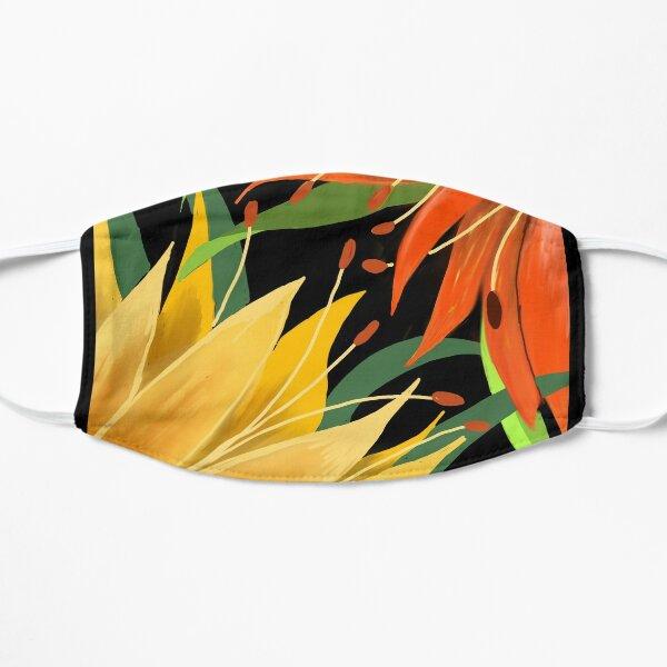 Flori-dori Flat Mask