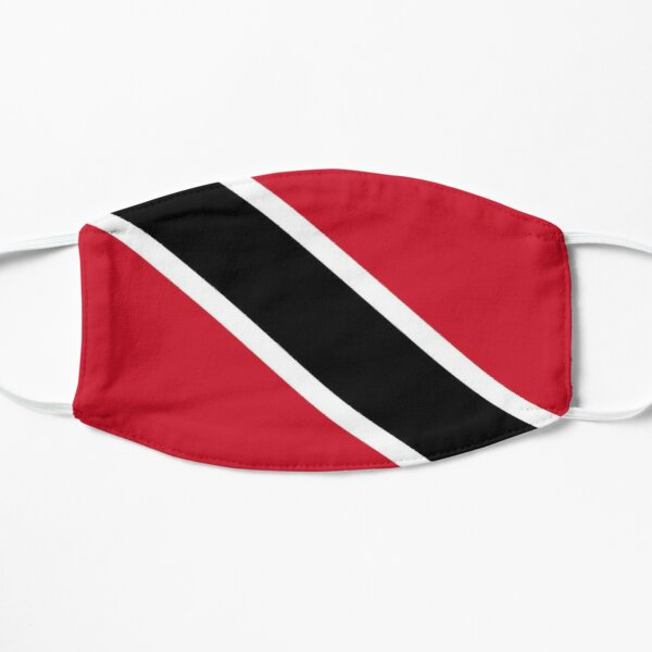 Trinidad Flag Collection Flat Mask