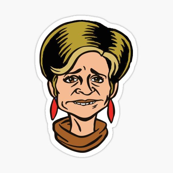 Jerri Blank Sticker