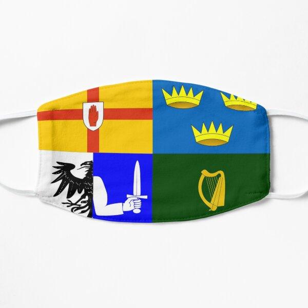 Irish Flag - The Four Provinces of Ireland Mask