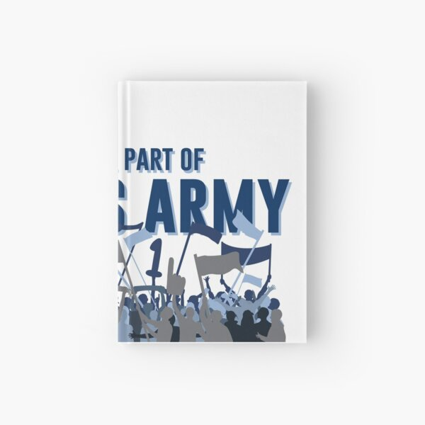 Vermes Army Sporting KC Hardcover Journal