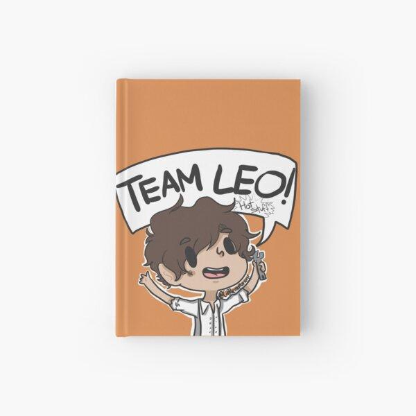 TEAM LEO Hardcover Journal
