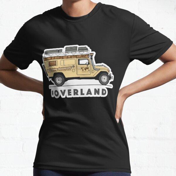 #OVERLAND Active T-Shirt