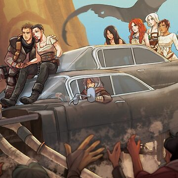 Mad Max - Let Them Up by youkaiyume