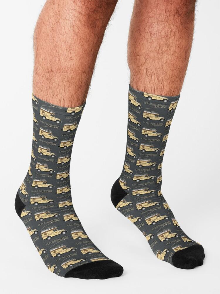 Alternate view of Exploromobile Socks