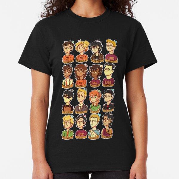 PJO + HOO Classic T-Shirt