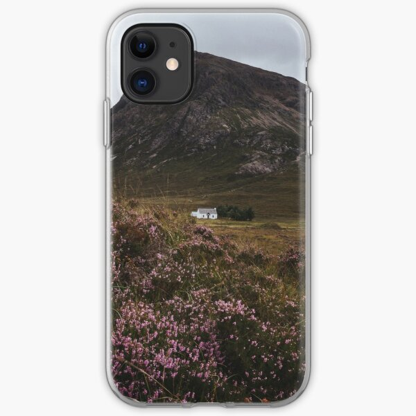 The moorland house iPhone Soft Case