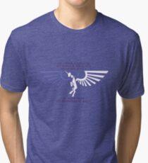 Let Friendship Be Magic Tri-blend T-Shirt