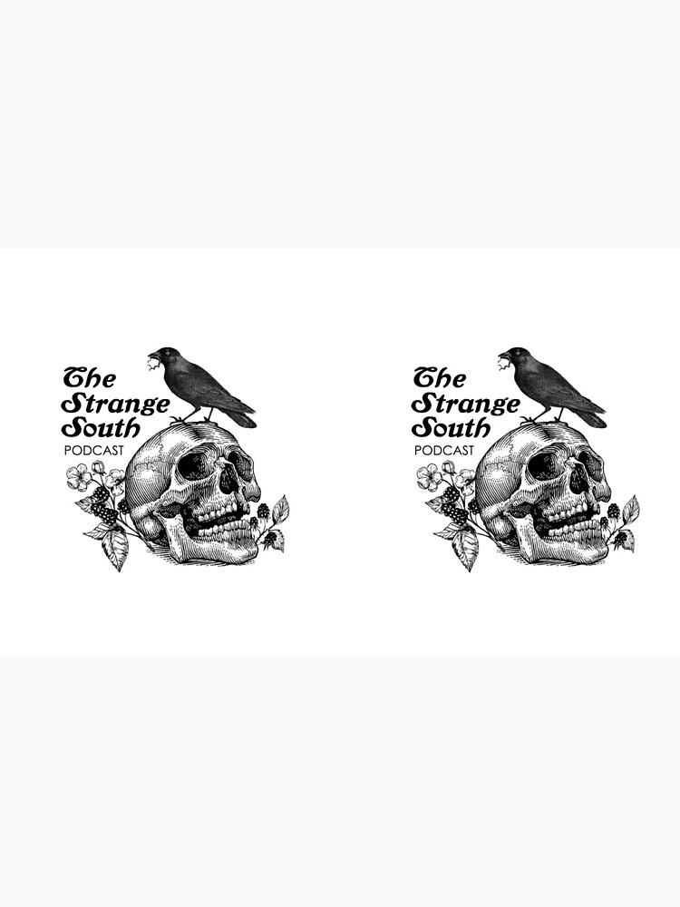 Skull and Crow // The Strange South Podcast by TheStrangeSouth