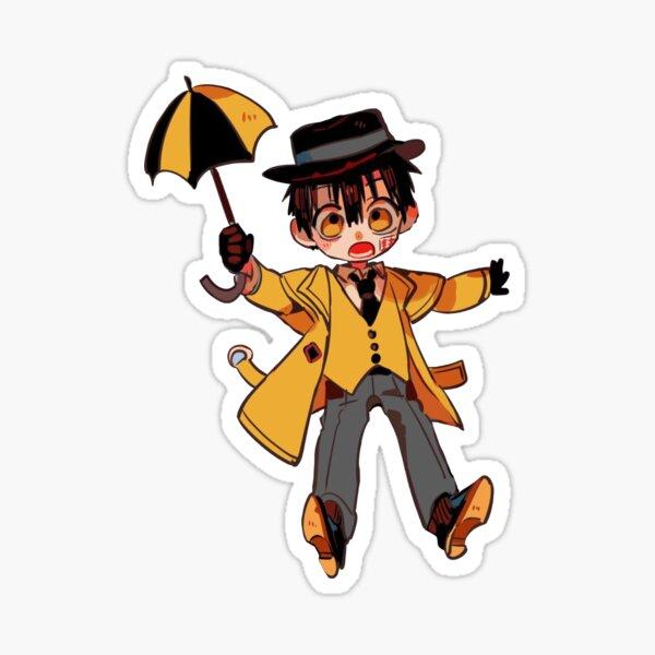hanako kun - tbhk Sticker