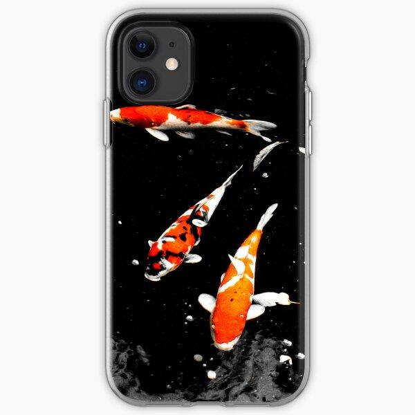 Oil Zen iPhone Soft Case