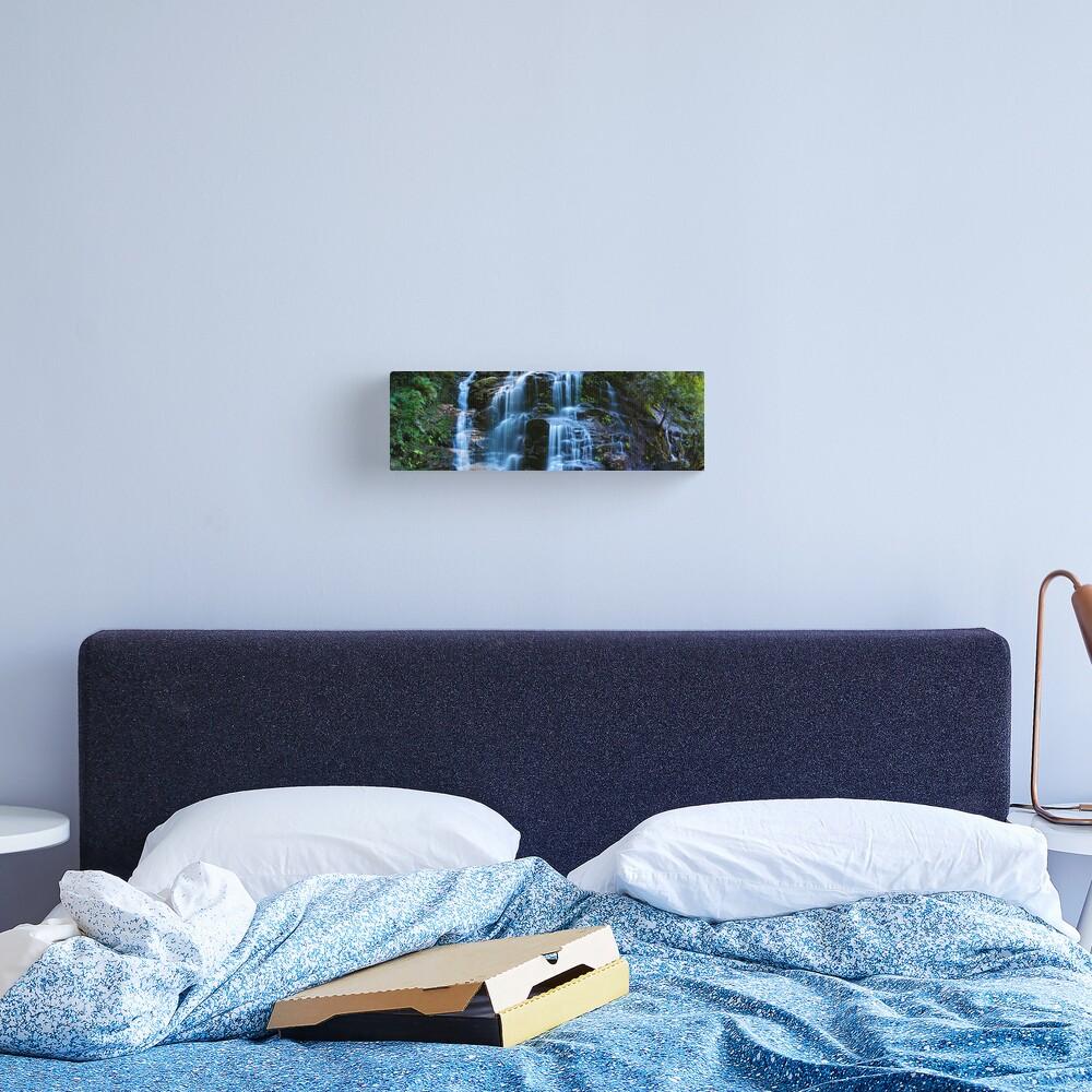 Sylvia Falls, Blue Mountains, New South Wales, Australia Canvas Print