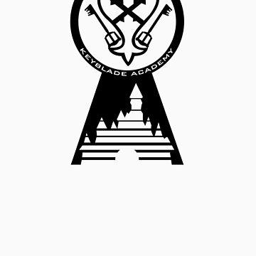Keyblade Academy by yohoat9
