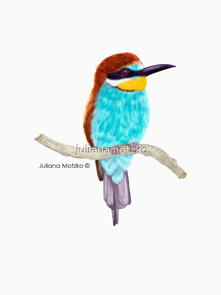 Bee Eater Bird by julianamotzko