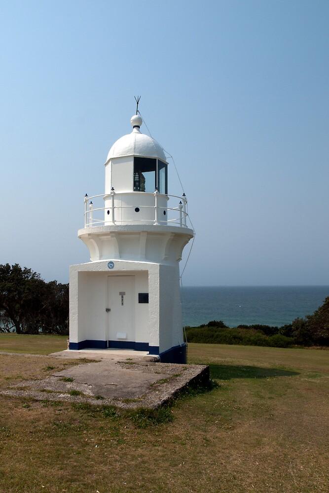 Richmond River Lighthouse by John Sharp