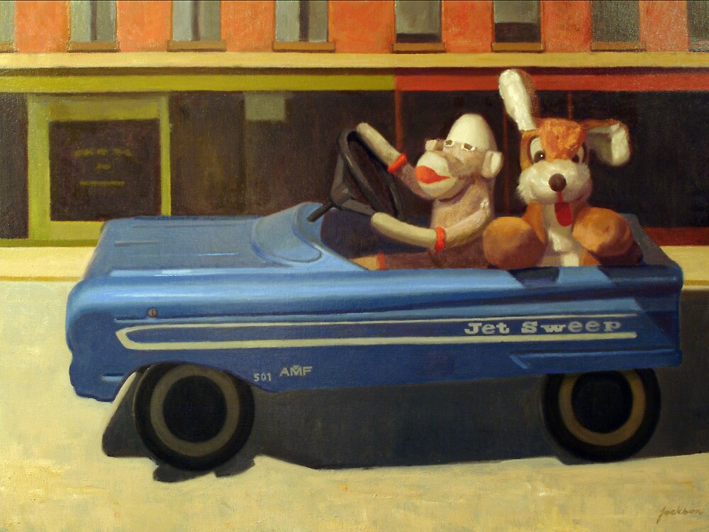 Sunday Drive by Jason Daniel Jackson