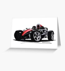 Ariel Atom Red Greeting Card