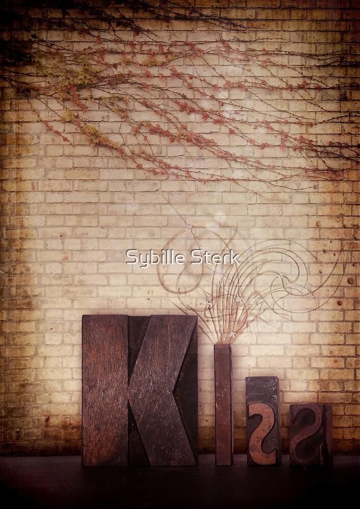 Kiss by Sybille Sterk