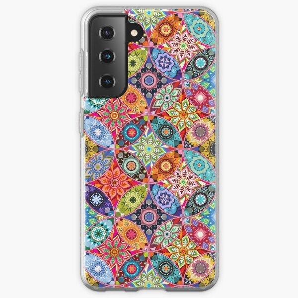 Moroccan bazaar Samsung Galaxy Soft Case