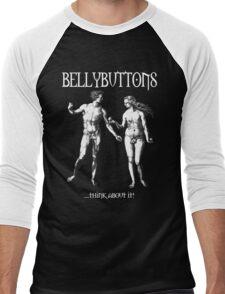 Bellybuttons Men's Baseball ¾ T-Shirt