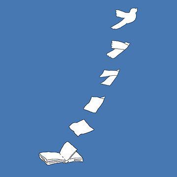 Paper Birds by HWilso