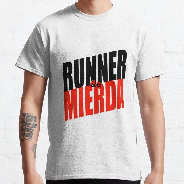 Shit runner Classic T-Shirt