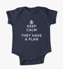 Keep Calm there are Cylons One Piece - Short Sleeve