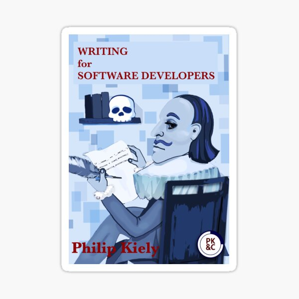 Writing for Software Developers Sticker