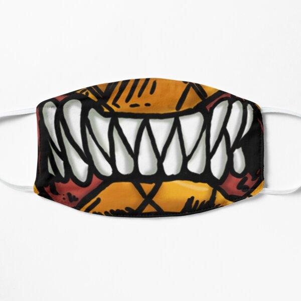 Pineapple Man Teeth 2 Mask