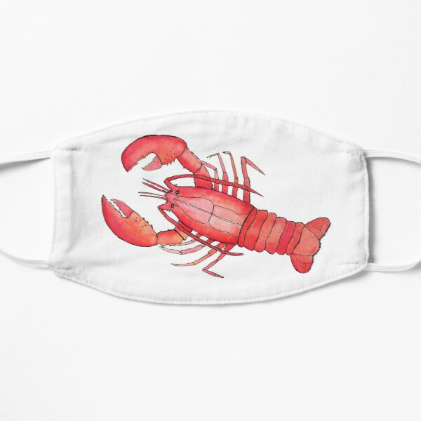 Fish of the World: Lobster Flat Mask
