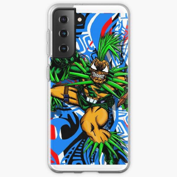 Pineapple Man Boom! Samsung Galaxy Soft Case