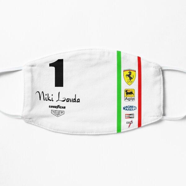 Niki Lauda Ferarri F1 1976 1975 Flat Mask