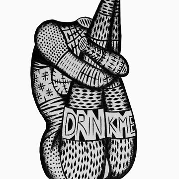 Drink Me by LeoDaly