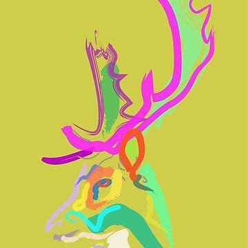 Dear Deer by GovanKampen