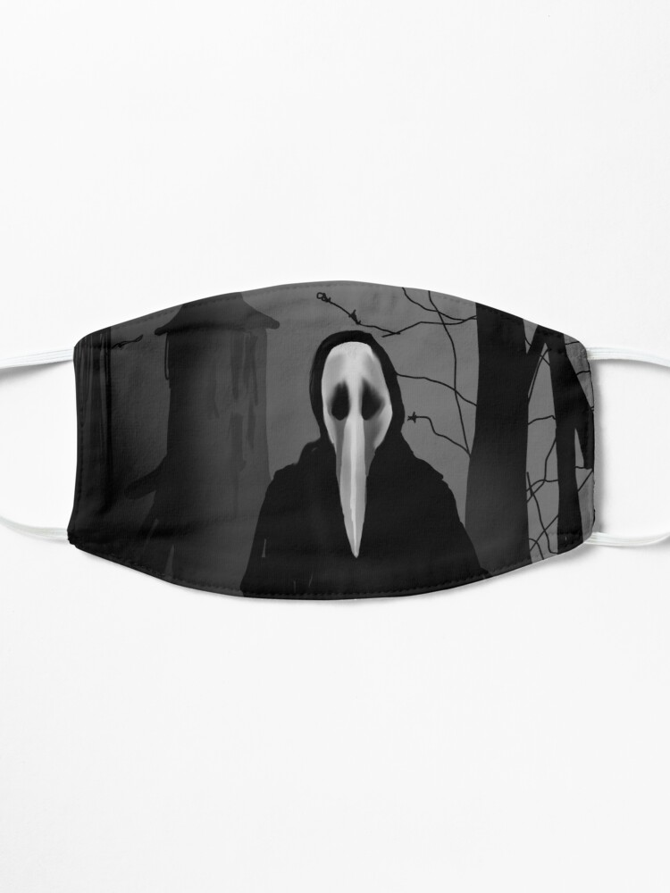 Alternate view of Bring them Out Mask