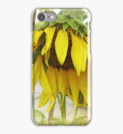 Turning Away iPhone Case/Skin
