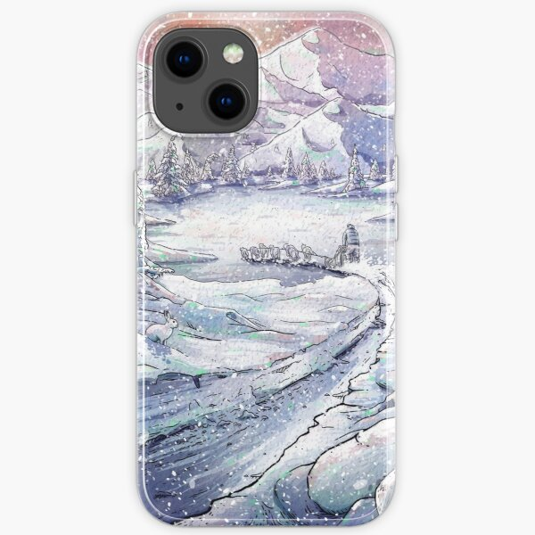 Winter Endurance iPhone Soft Case