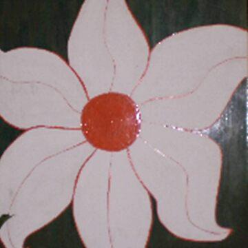Flower in Acrylic by jypsy
