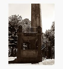 Lookout Tower. Photographic Print