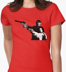 Léon: The Professional Women's Fitted T-Shirt