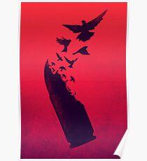 Bullet Birds Poster